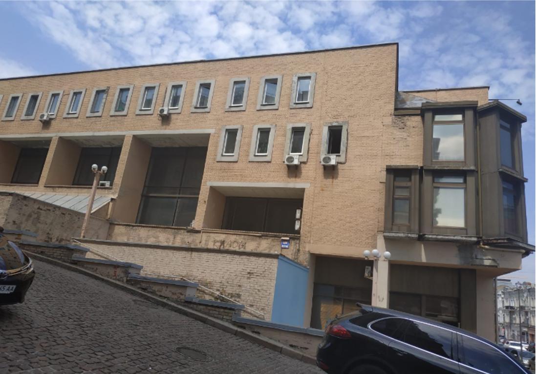 Офісні приміщення в м. Київ, загальною площею 75,5 кв. м